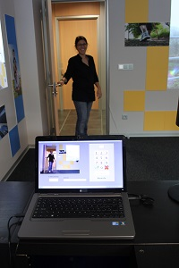 Surveillance with Kinect